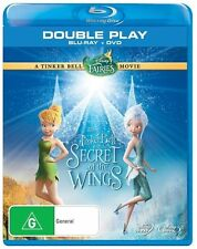 Secret Of The Wings (Blu-ray, 2012, 2-Disc Set)