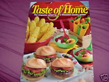 Taste of Home cooking magazine -June/July 2004