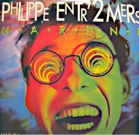 ++PHILIPPE ENTRE 2 MERS marine (2 versions) MAXI 1989 CBS EX++