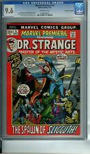 MARVEL PREMIERE #4 CGC 9.6 DON ROSA PEDIGREE MARQUEE DOCTOR STRANGE MARVEL 1972