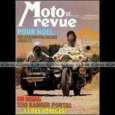 MOTO REVUE N°2297 SUZUKI 250 & 370 RM B PORTAL 250 RANGER COUPE KAWASAKI 1976