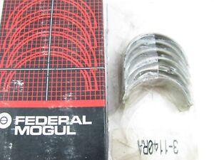 Federal Mogul 3-1140RA Connecting Rod Bearings - Standard 1985-2000 GM 1.0L-L3