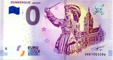 59 DUNKERQUE Jean Bart, 2018, Billet 0 € Souvenir