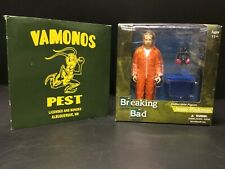 NIB Jesse Pinkman Hazmat Suit - Breaking Bad Action Figure [Mezco 2014] TV Show
