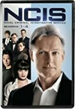NCIS: Naval Criminal Investigative Service: Seasons 1-4 [New DVD] Boxed Set, D