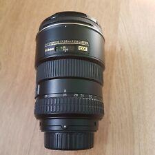Nikon Nikkor AF-S 17-55 mm F 2.8 G ED Pro SW IF Wide Angle Zoom Lens