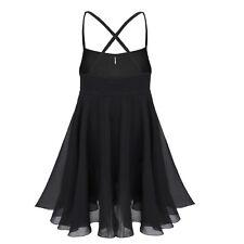 Kid Girl Fancy Leotard Dress Ballet/Dance/Gymnastic Tutu Skirt Dancewear Costume