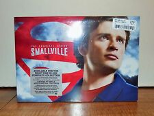Smallville DVD Complete Series 62-disc box set NEW sealed Daily Planet Superman