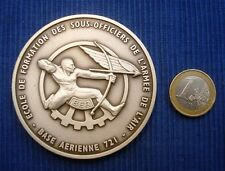 V26 Médaille Bronze Flor. Militaire Ecole Sous Officiers base 721 Pichard Balme