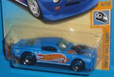 2018 HOT WHEELS '70 Pontiac Firebird Trans Am #288/365 HW 50th RACE TEAM 6/10