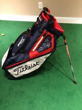 NEW TITLEIST PLAYERS 4 USA Stand Bag Golf Bag Limited Edition- RYDER CUP
