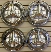 "14"" OLDS FIESTA Style FLIPPER Hubcaps Wheelcover SET"