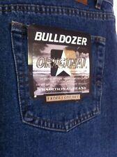 "Bulldozer Jeans 38""W X 31""L"