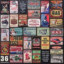 Garage Art Deco Style Bar Pub Home Décor Plaques Signs Ebay