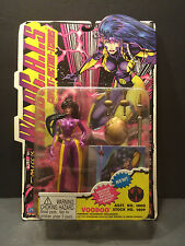 VOODOO WILDCATS COMIC BOOK ACTION FIGURE 1995 PLAYMATES JIM LEE - MINT ON CARD
