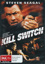 Kill Switch - Action / Thriller / Violence / Police - Steven Seagal - NEW DVD