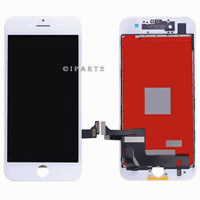 LCD Display + Touch Screen Digitizer + Frame Assembly for iPhone 7 4.7'' (White)