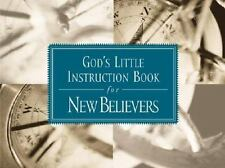 God's Little Instruction Book for New Believer's (God's Little Instruction Book