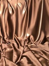 SILVER Luxury Chunky Glitter Encrusted Shimmer Canvas Fabric Heavy Backdrop 1392