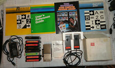Texas Instruments TI-99/4A Computer - Controllers, Games, Manuals, Synthesizer +
