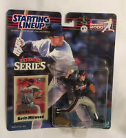 NEW~KEVIN MILLWOOD~ATLANTA BRAVES~2000 STARTING LINEUP Figure-EXTENDED SERIES