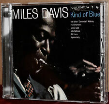 COLUMBIA CD CK 64935: MILES DAVIS - Kind Of Blue - 1997 CANADA