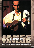 James Taylor: Live at the Beacon Theatre (REGION 0 DVD New) A Must to Own