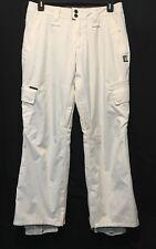 EMPYRE 10,000 MM Women's Snowboarding Pants Size Medium White Waterproof