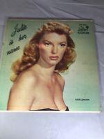JULIE LONDON JULIE IS HER NAME VINYL LP ALBUM 1955 LIBERTY RECORD CRY ME A RIVER