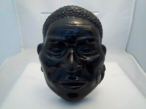 WADE BLACK WALL MASK - NOT PUT INTO PRODUCTION   (REFS 236/28)