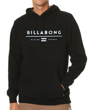 NEW + TAG BILLABONG MENS XL UNITY POP HOODIE HOODED FLEECE JUMPER PULLOVER BLACK