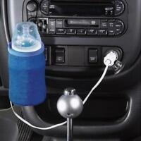 Baby Milk Heater Bottle Cup Car Portable Food Warmer Travel Dc 12v Auto Feeding
