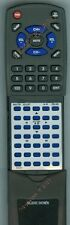 Replacement Remote for CLARION DRZ9255, RCB169