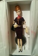 "Mad Men - Joan Holloway, NRFB! Barbie Silkstone Fashion Model Collection ""NICE"""