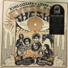KING GIZZARD AND THE LIZARD WIZARD EYES LIKE THE SKY FLIGHTLESS RECORDS VINYLE