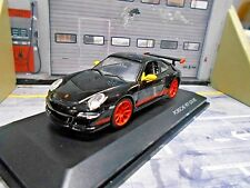 PORSCHE 911 997 GT3 RS schwarz black Carrera SP Road Signature 1:43