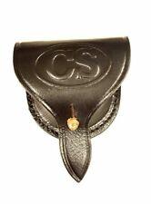 SZCO Supplies C.s.a. Leather Cap Pouch