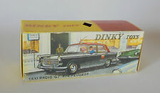 Repro Box Dinky Nr.1400 Peugeot 404 Taxi
