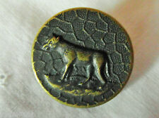 collection1bouton ancien chasse venerie chien@Old buttton
