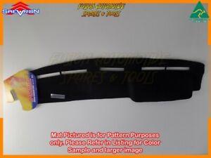 Black Dashmat for NISSAN Navara D21 1/1986-8/1993 Dash Mat DM167