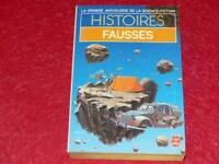[BIBLIOTHEQUE H. & P.-J. OSWALD] HISTOIRES FAUSSES COLL.GASF SF 1984 EO