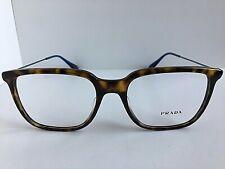 New PRADA VPR 1T7F Tortoise 55mm Eyeglasses Frame  #6