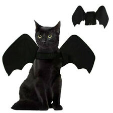 Pet Halloween Costume Bat Wings for Cat Dog Puppy Fancy Dress Party Apparel Gift