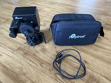 Ioptron Skytracker Pro - Astrophotography Tracking Mount with Polar Scope-Black
