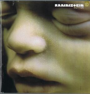 Rammstein - Mutter - Metal CD Album 2001