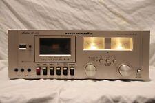 MARANTZ Audion D-25 registratore a cassette vintage-nuovo cinture, puliti, cornice in buonissima condizione