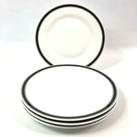 Lenox Concord Square Dinner Plates Set of 4 Kate Spade Porcelain New with Tags