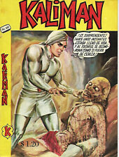 Kaliman El Hombre Increible #449 - Julio 6, 1974 - Mexico
