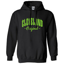 Cleveland Original Outlaw HOODIE - Hooded OG Straight Outta Sweatshirt All Color