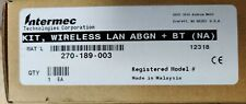 Intermec 270-189-003 Wireless Lan Abgn + Bt (Na) New Oem